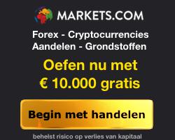 markets handel zelf banner